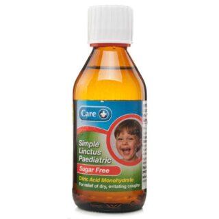 Care-Simple-Linctus-Paediatric-Sugar-Free